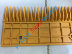 Comb 22 Teeth, Right, Yellow (FPB0107-001) FUJITEC