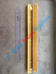 Demarcation 40cm, Yellow type TBCBT-XD, Left & Right