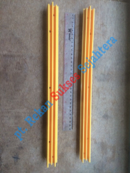 Demarcation BEVG 40cm, Yellow, Right & Left