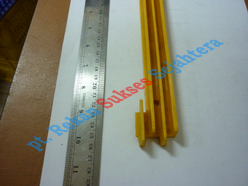 Demarcation Tyrus 40cm, Left, Yellow, 645B029H02