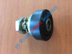 Eccentric Roller S1, Bolt Length 17mm