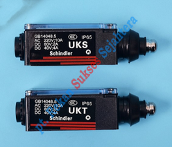 Limit Switch UKS & UKT GB14048  Buffer Switch  Travel